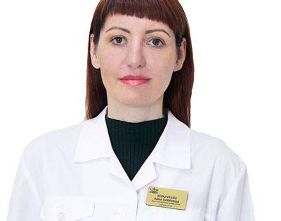 Кологреева Анна Павловна