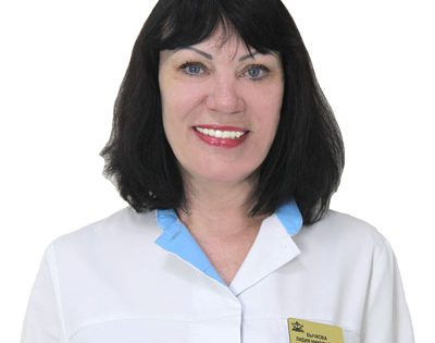 Бычкова Лидия Николаевна